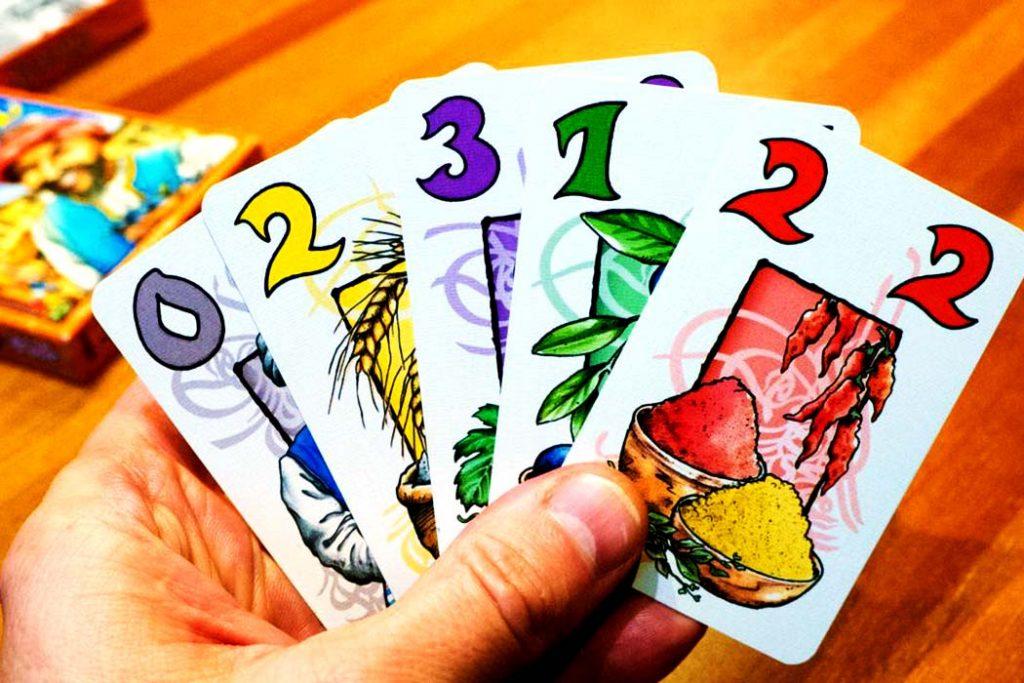 Byzanz Board Game