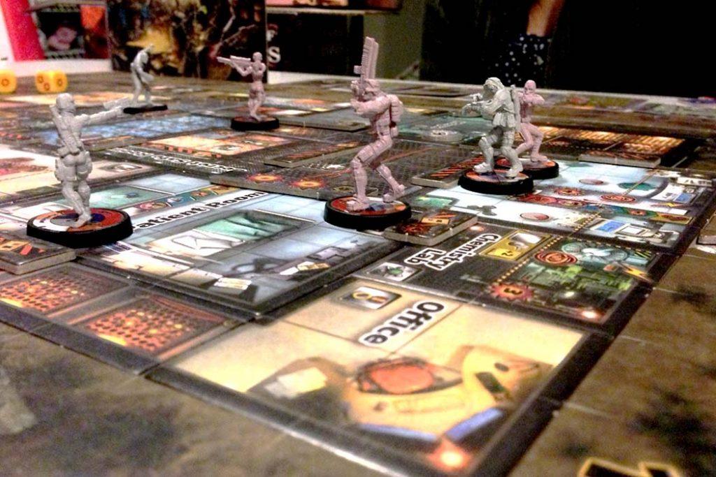 Earth Reborn Board Game