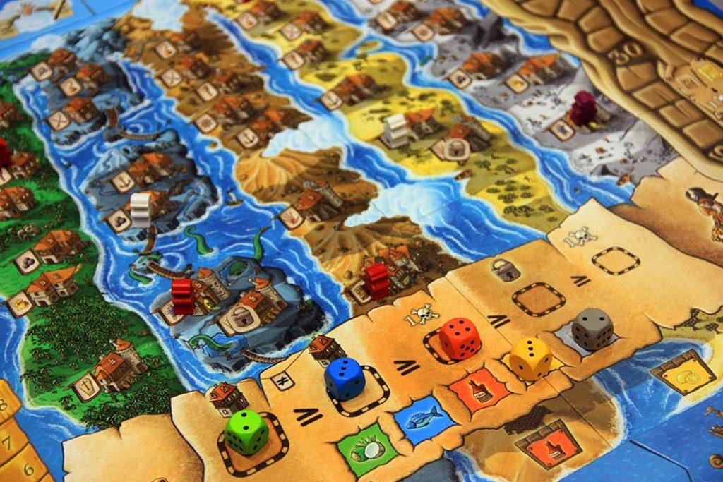 Grog Island Board Game