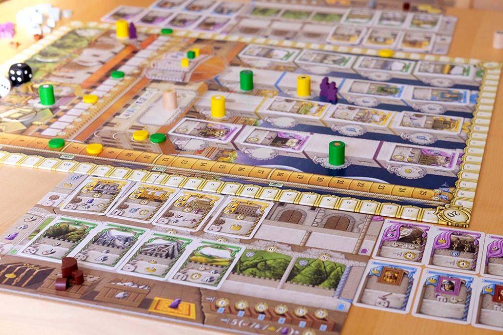 Lorenzo il Magnifico Board Game