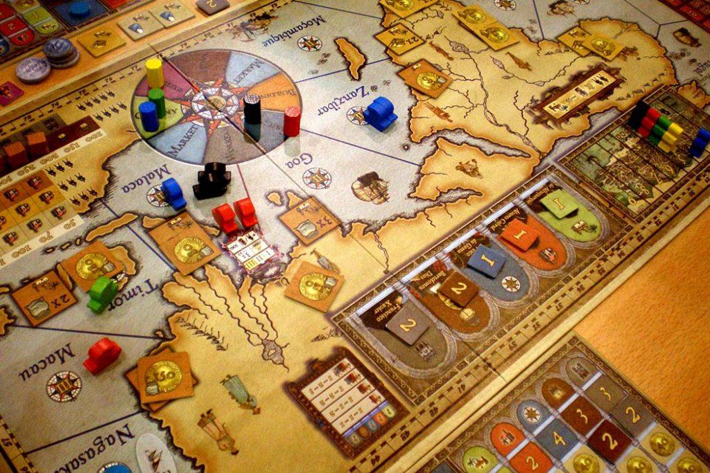 Navegador Board Game