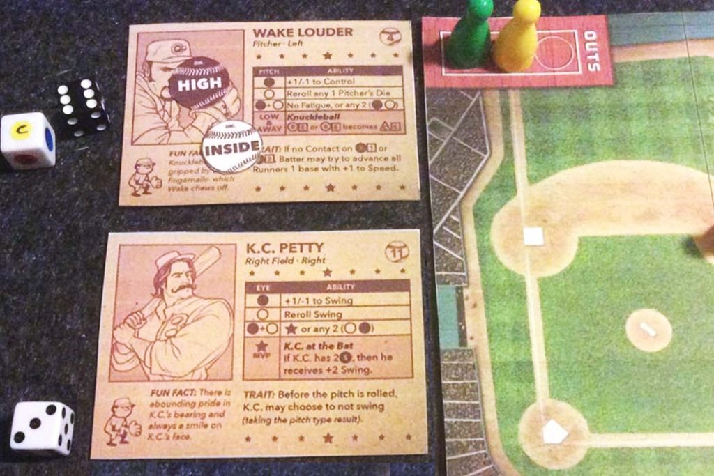 Bottom Of The 9th Board Game