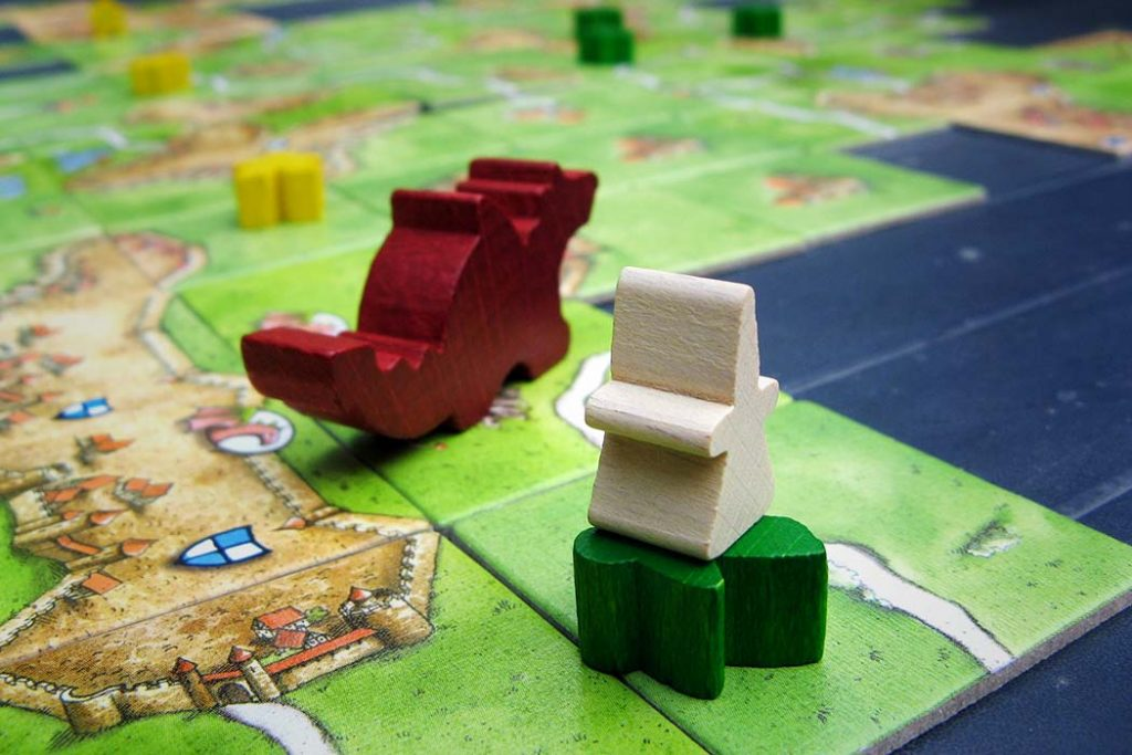 Best Carcassonne Expansions 3 The Princess The Dragon