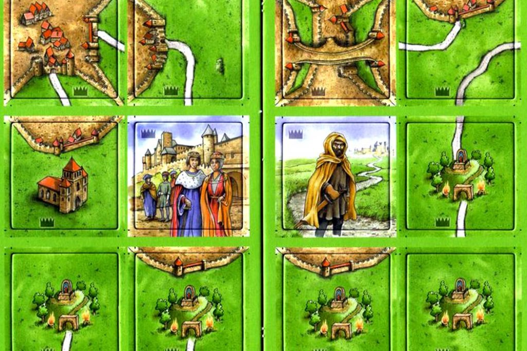 Best Carcassonne Expansions 6 Court King Robber