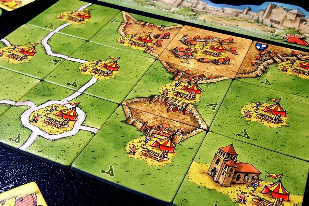 Best Carcassonne Expansions 7 Catapult