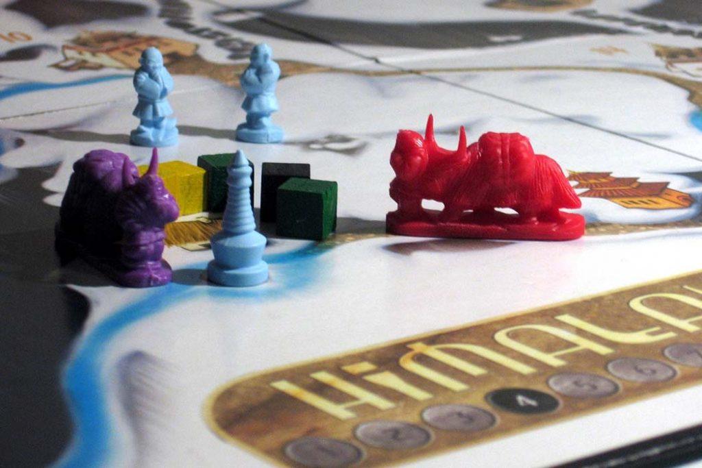 Himalaya Board Game