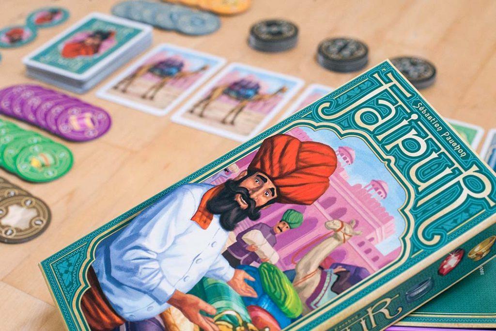 Jaipur Board Game